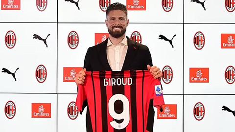 Giroud muốn sát cánh cùng Ziyech tại Milan