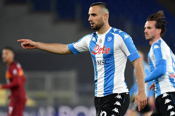 Maksimovic đang nhận được sự quan tâm của Marseille và Sevilla