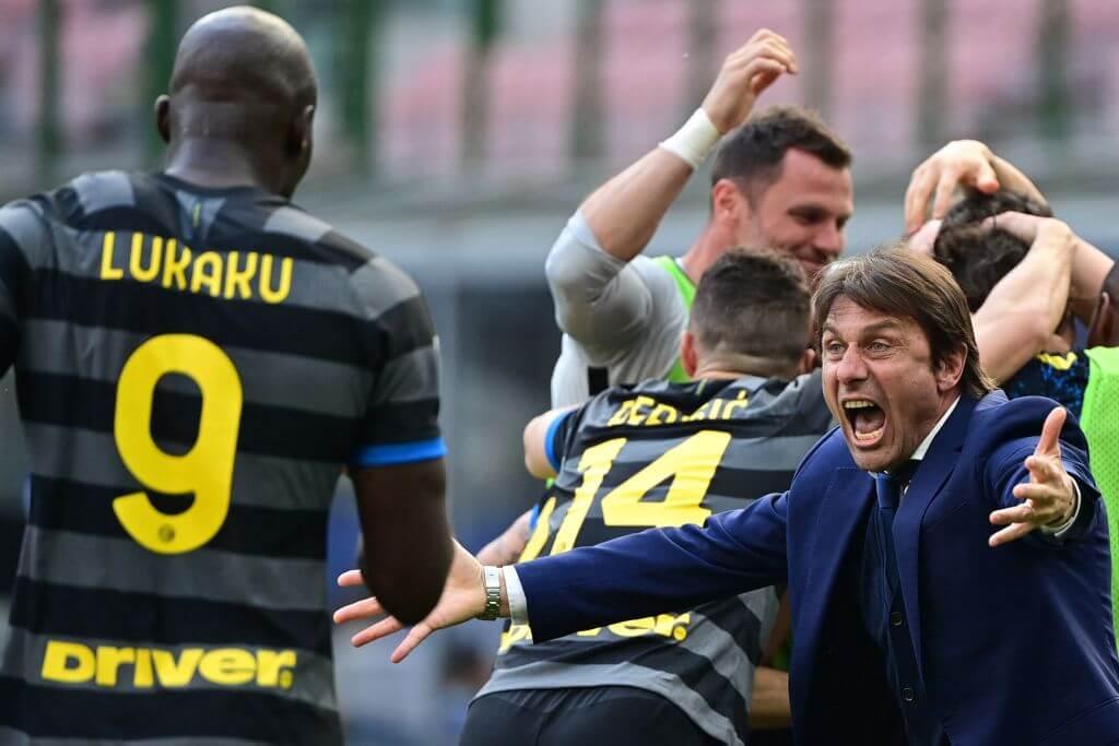 Với 24 bàn thắng, Lukaku đã giúp Inter Milan vô địch Serie A 2020/21