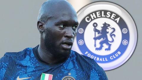 Inter từ chối đề nghị khủng của Chelsea cho Lukaku