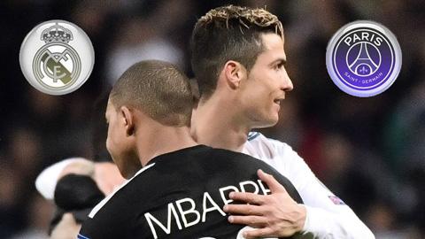 Ronaldo muốn rời Juventus, tương lai phụ thuộc... Mbappe