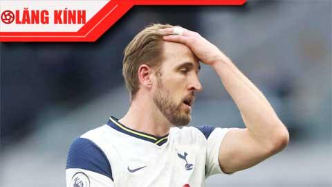 Tottenham thực chất thì… rỗng tuếch!