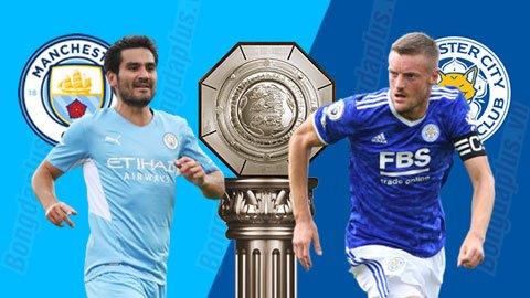 Nhận định bóng đá Man City vs Leicester City, 23h15 ngày 7/8: Chặn đứng nhà vô địch