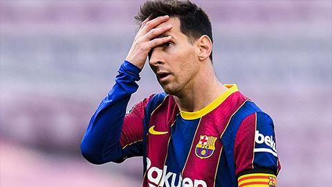 La Liga không nhượng bộ để Barca ký hợp đồng với Messi