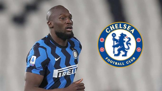 Lukaku đang được Chelsea săn đón
