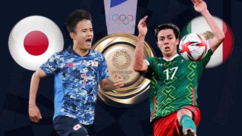 Nhận định bóng đá U23 Mexico vs U23 Nhật Bản, 18h00 ngày 6/8: Chủ nhà không có quà