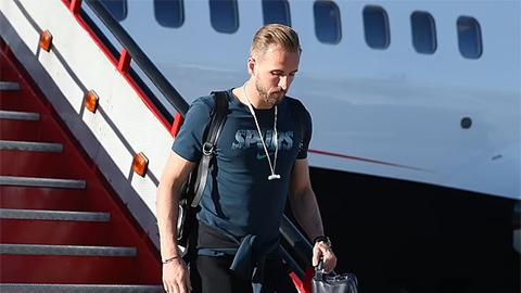 Kane sẽ trở lại Tottenham trong tuần này