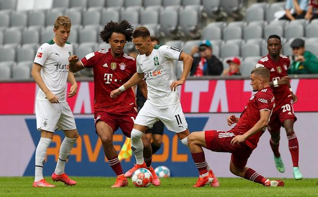 Bayern Munich có đợt chạy chuẩn bị cho mùa giải mới khá tồi tệ