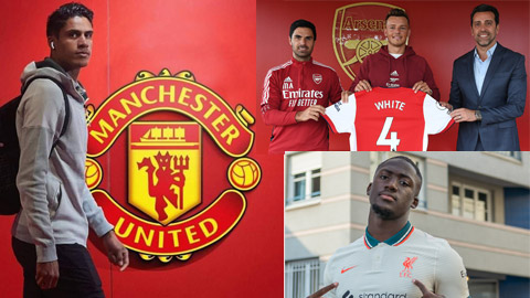Vì sao Man United, Arsenal, Tottenham & Liverpool đổ tiền mua trung vệ?