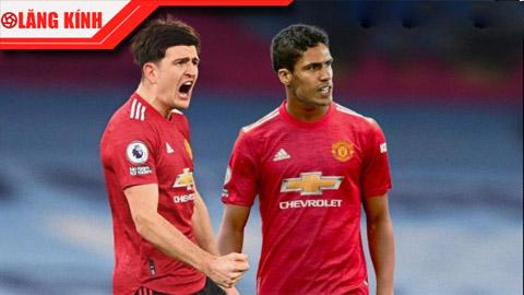 Điểm yếu của hai trung vệ Man United