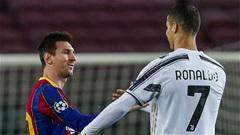 Messi có thể so tài với Ronaldo tại Joan Gamper Cup