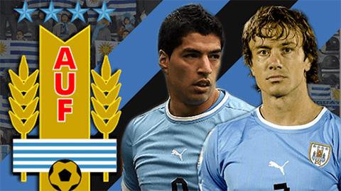 Uruguay khăng khăng đòi công nhận có 4 chức vô địch thế giới