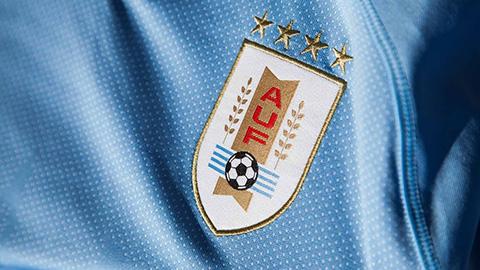 4 ngôi sao trên áo đấu của ĐT Uruguay biểu trưng cho 4 chức vô địch thế giới