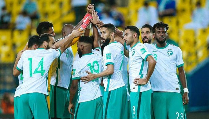 Saudi Arabia như hổ mọc thêm cánh khi được đá tại Mrsool Park