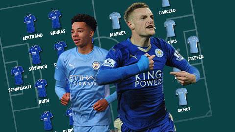 Đội hình dự kiến Man City vs Leicester: Guardiola tiếp tục thử nghiệm