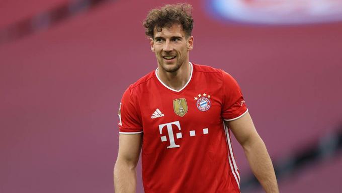 Goretzka hiện chỉ còn 1 năm hợp đồng với Bayern