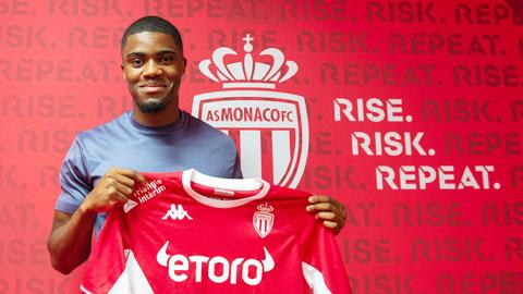 Monaco đã có Myron Boadu