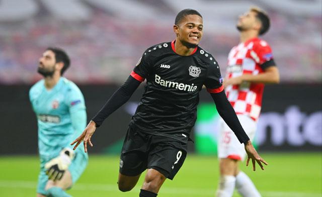 Leon Bailey đã rời Leverkusen gia nhập Aston Villa thế vào chỗ mà Jack Grealish để lại