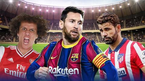 Messi dẫn đầu đội hình tự do được thèm khát ở Hè 2021