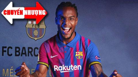 Tin chuyển nhượng 7/8: Barca đạt thỏa thuận cá nhân với Renato Sanches