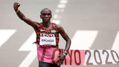 Kipchoge Eliud là người thứ 3 giành HCV marathon tại 2 kỳ Olympic liên tiếp