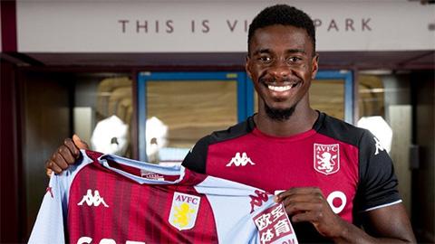 MU cho Tuanzebe gia nhập Aston Villa theo dạng mượn