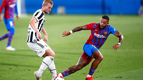 Điểm nhấn Barca 3-0 Juventus: Học cách quên Messi