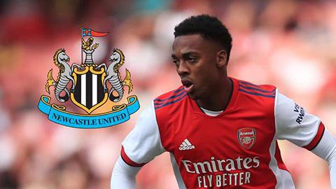 Arsenal đồng ý để Willock tới Newcastle