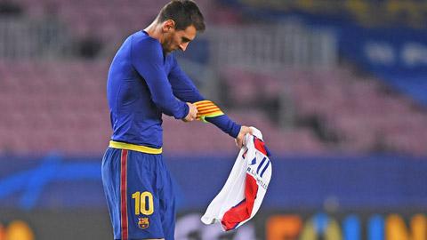 Messi đối diện lịch thi đấu dày đặc ngay khi đến PSG