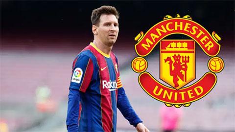 MU nỗ lực chiêu mộ Messi trước khi quá muộn