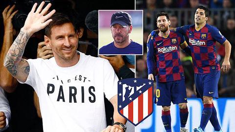 Tiết lộ sốc: Messi suýt gia nhập Atletico trước khi đồng ý đến PSG