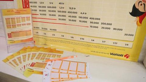 Vietlott phát hành trở lại xổ số quay số nhanh Keno tại các tỉnh, thành phố không giãn cách xã hội