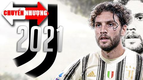 Tin chuyển nhượng 13/8: Juventus sắp có được nhà vô địch EURO 2020
