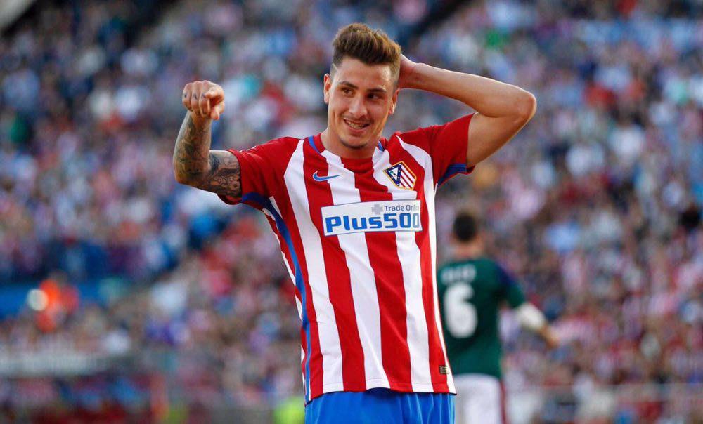 Gimenez tiếp tục ở lại Atletico