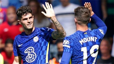 Điểm nhấn Chelsea 3-0 Crystal Palace: Sức mạnh của nhà ĐKVĐ châu Âu