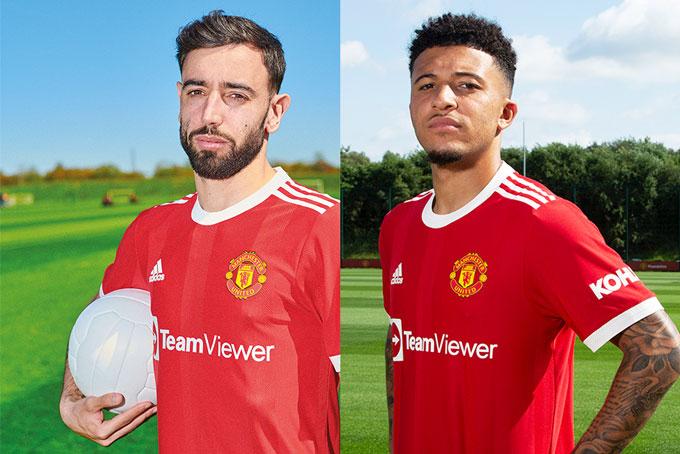 Sancho tự tin có thể kết hợp tốt với Bruno tại Man United