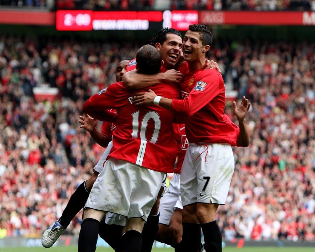 Solskjaer đang ấp ủ tái hiện bộ ba thần thánh Rooney-Ronaldo-Tevez của mùa giải 2007/08