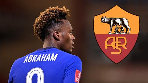 Chelsea đồng ý bán Abraham cho Roma nhưng kèm điều khoản mua lại gấp đôi