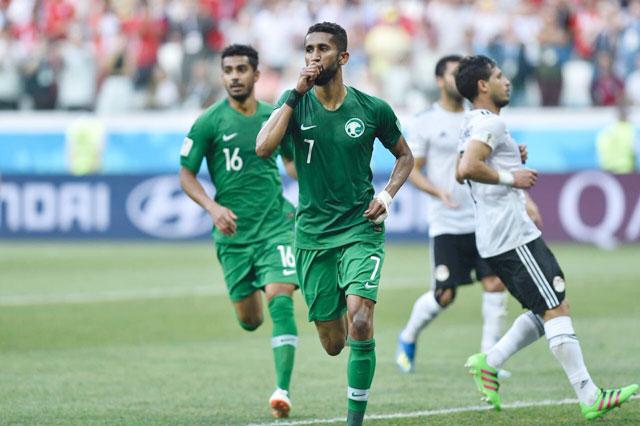 Tiền vệ Al-Faraj, linh hồn trong lối chơi tấn công của Saudi Arabia