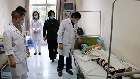 Bệnh viện thể thao thông báo phương án tiếp nhận bệnh nhân