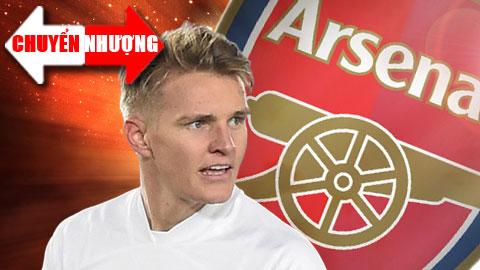 Tin chuyển nhượng 16/8: Real ra giá bán Odegaard cho Arsenal
