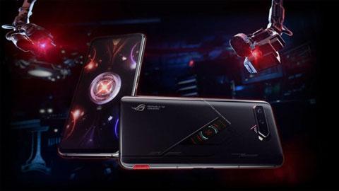 ROG Phone 5s ra mắt: Snapdragon 888+, RAM 18GB, giá từ 24.6 triệu đồng