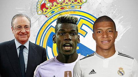 """Tin giờ chót 17/8: Real Madrid lên kế hoạch """"Dải ngân hà 3.0"""""""