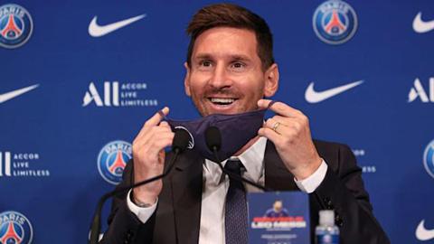 Giảm thu nhập đáng kể tại PSG, Messi vẫn nhận lương cao nhất thế giới