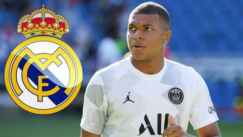 Real quyết chi 150 triệu euro mua Mbappe