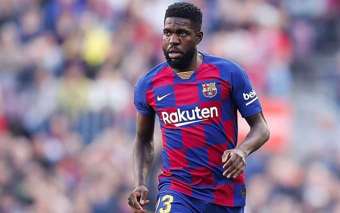 Barca dọa chấm dứt hợp đồng với Samuel Umtiti