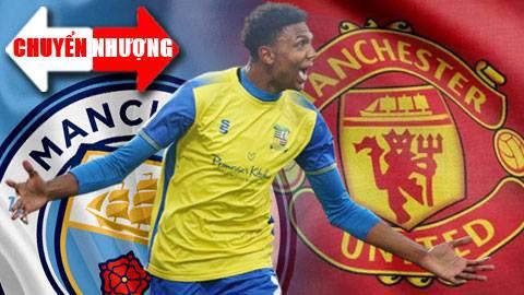 Tin chuyển nhượng 18/8: Man City, Man United 'săn' tiền đạo cao 2m06 từ giải... hạng 5