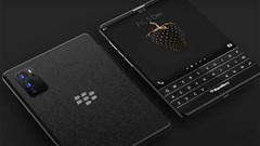 Ý tưởng về chiếc BlackBerry Passport 2 5G trong mơ sẽ ra mắt năm nay