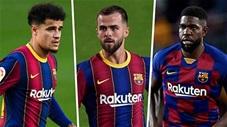 Barca bán gấp 3 ngôi sao để thu về 200 triệu euro