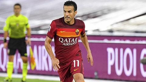 Pedro chuẩn bị rời AS Roma